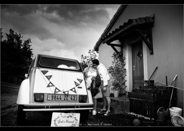 mariage chateau belle combe photographe