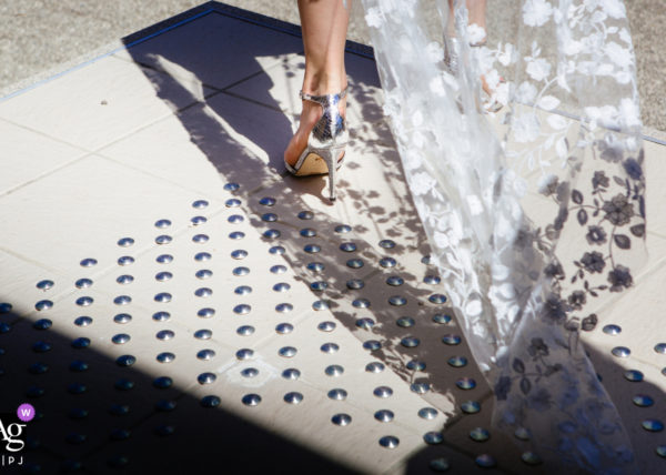 lucie mahe marieuse d images - award wpja - Lola Cruz Shoes mariage